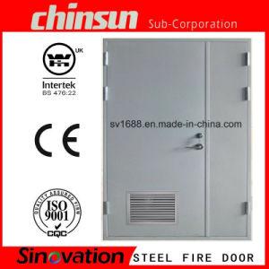 Steel Fireproof Door pictures & photos