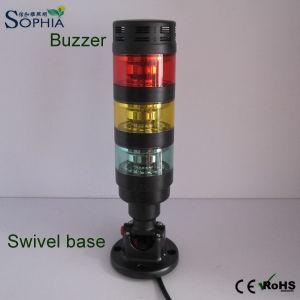 New 24V Signal Tower Light/CNC Machine Indicator Light/Buzzer Light pictures & photos