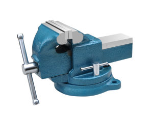 Light Duty Bench Vise Swivel Without Anvil pictures & photos