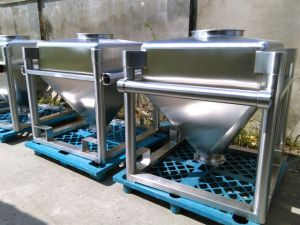 Stailess Steel IBC Tote Container pictures & photos