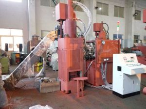Briquetters Metal Swarf Hydraulic Automatic Briquetting Presses Recycling Machine-- (SBJ-250B) pictures & photos