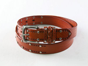 Fashion Hot Selling Garment Leather Belts Wholesale Price pictures & photos