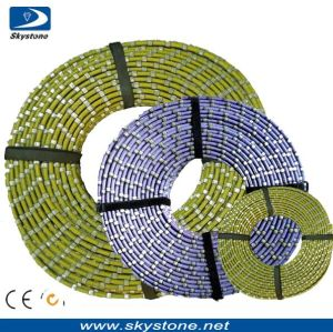 Diamond Wire Saw Tool for Stone Profiling pictures & photos