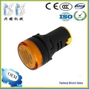 12V 24V 110V 380V Mount Size 22mm LED Indicator Lamp Ad22-22ds pictures & photos