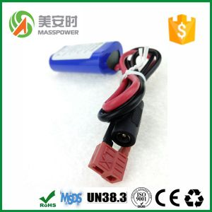 7.4V 1200mAh Li Ion Battery Pack for Power Tools Use Lithium Li-ion 18650 Battery