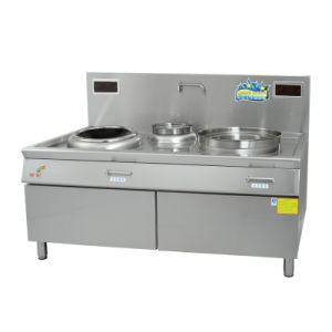 Asian Induction Cooker Range for The Kitchen Equipment pictures & photos