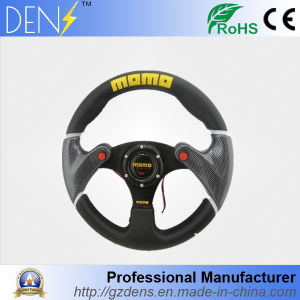 Sport Rally Deep Corn Perforated Leather Steering Wheel pictures & photos