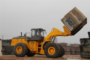 China Good Quality 16t Block Handlign Equipment Forklit Loader pictures & photos