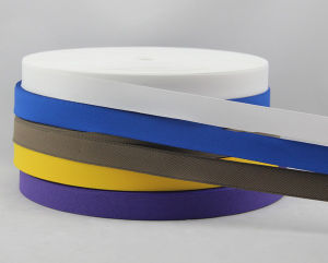 Hot Sale Colorful Polyester Satin Garment Ribbon pictures & photos