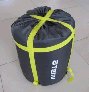 Doubal Layer Camping Sleeping Bag pictures & photos