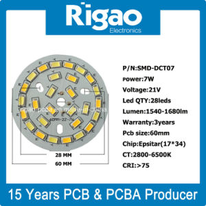 5W 7W 9W 12W LED for Spot Light Round Ledpcb Board pictures & photos