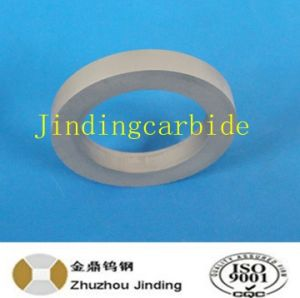 Tungsten Carbide Roll Rings with High Wear Resistance pictures & photos