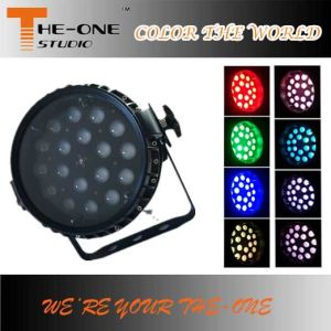 IP65 Waterproof LED Stage Zoom PAR Light pictures & photos