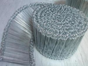 Double Loop Bar Tie Wire /Binding Wire pictures & photos
