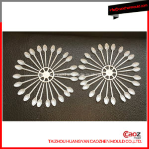 Plastic Disposable Injection Fork/Spoon/Knife Mold pictures & photos