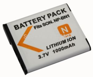 1000mAh Akku Li-ion Camera Battery pictures & photos
