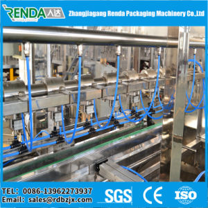 Cooking Oil or Edible Oil Filling Machine Automatic Oil Filling Capping 2 in 1 pictures & photos