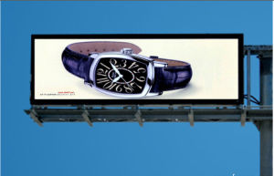 Outdoor Video LED Display Screen for Advertising (P6, P8, P10) pictures & photos