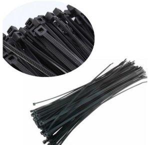 UV Resistant Self Locking Nylon Soft Cable Tie/Tie Wrap/Zip Tie/ pictures & photos