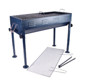 Japanese Style Iron Steel BBQ Grill pictures & photos