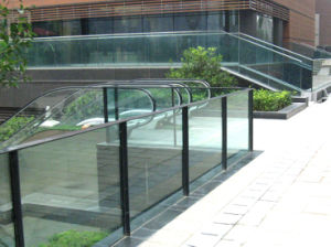22mm Ultra Clear Glass/Float Glass/Clear Glass for Building&Curtain Walls&Furniture pictures & photos
