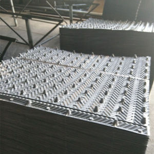 Popular Vietname Cooling Tower Square PVC Filling pictures & photos