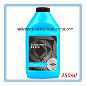 Auto DOT 3 / DOT 4 Brake Fluid 250ml pictures & photos