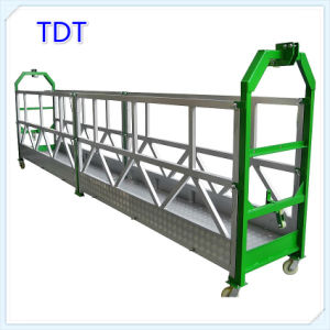 Tdt Aluminum Alloy Zlp 630 Suspended Platform (ZLP630) pictures & photos