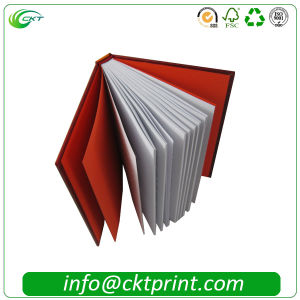 Custom Book and Catalog Printing with Hardcover (CKT-CB-608) pictures & photos