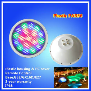 IP68 LED Underwater Swimming Underwater Pool Lamp, PAR Light pictures & photos