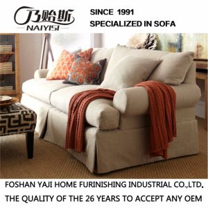 Luxury Classical Style Fabric Sofa for Living Room Furniture M3015 pictures & photos