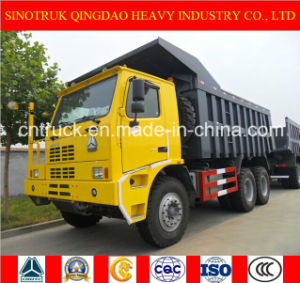 Sinotruk HOWO Brand 6X4 Mining Dumper Truck and Dump Truck With70 Tons pictures & photos