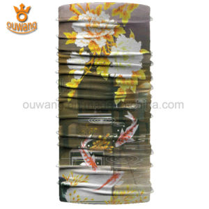 Fashion Multifunctional Elastic Cheap Custom Bandana Printing pictures & photos