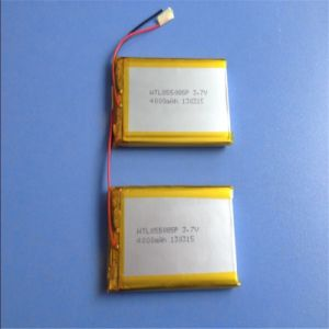 4200mAh 3.7V Polymer Lithium Battery 855085 for MP3 MP4 PSP Digital Product GPS PDA Toy pictures & photos