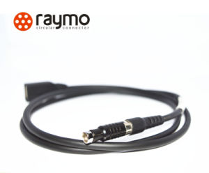 Raymo 102 103 Series Electrical Short Circular Push Pull Cable Connector pictures & photos