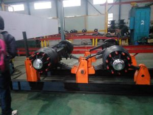 Machinery Suspension American Type Mechanical Suspension Trailer Parts pictures & photos