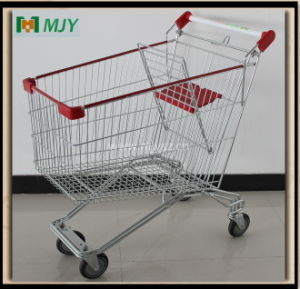 Caddie Supermarket Trolley Mjy-Sec180 pictures & photos