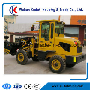 Mini Loader (0.8tons) pictures & photos