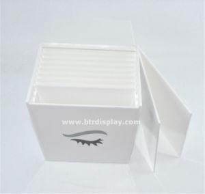 Acrylic Lash Box Storagemanufacturer Btr-B7070 pictures & photos