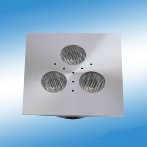 3*1W Square Dimmable LED Puck Light pictures & photos