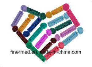 Disposable Sterile Twist Blood Lancet pictures & photos