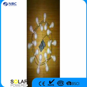 Plastic and Fabric Material with 2m Wire Solar String Light pictures & photos