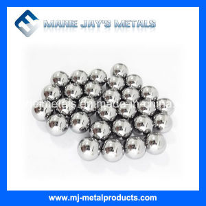 High Quality Tungsten Carbide Bearing Balls/ Cemented Carbide Polished Balls pictures & photos