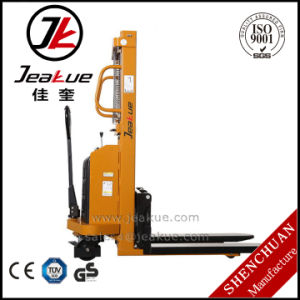 2017 Jeakue Semi-Electric Stacker Capacity 1500kg pictures & photos