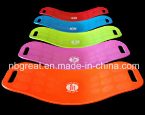 High Quality Yoga Fitness Balance Trainer ABS Simply Fit Board pictures & photos