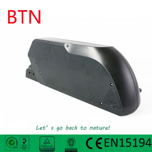 48V Bottle Battery for Electric Bicycle pictures & photos