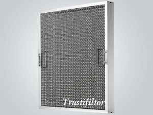 High Efficiency Honeycomb Grease Filter pictures & photos
