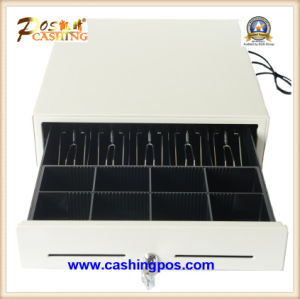 Metal/Stainless Steel POS Cash Drawer for Shopping Centre Cashier