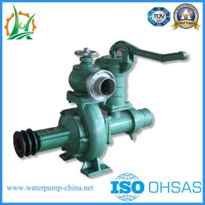 CB80-65-135 Hand Pressure Self Priming Centrifugal Water Pump pictures & photos