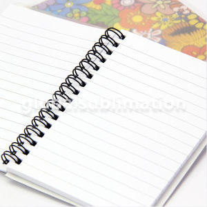 Sublimation A5 Notebook with Customized Gift pictures & photos